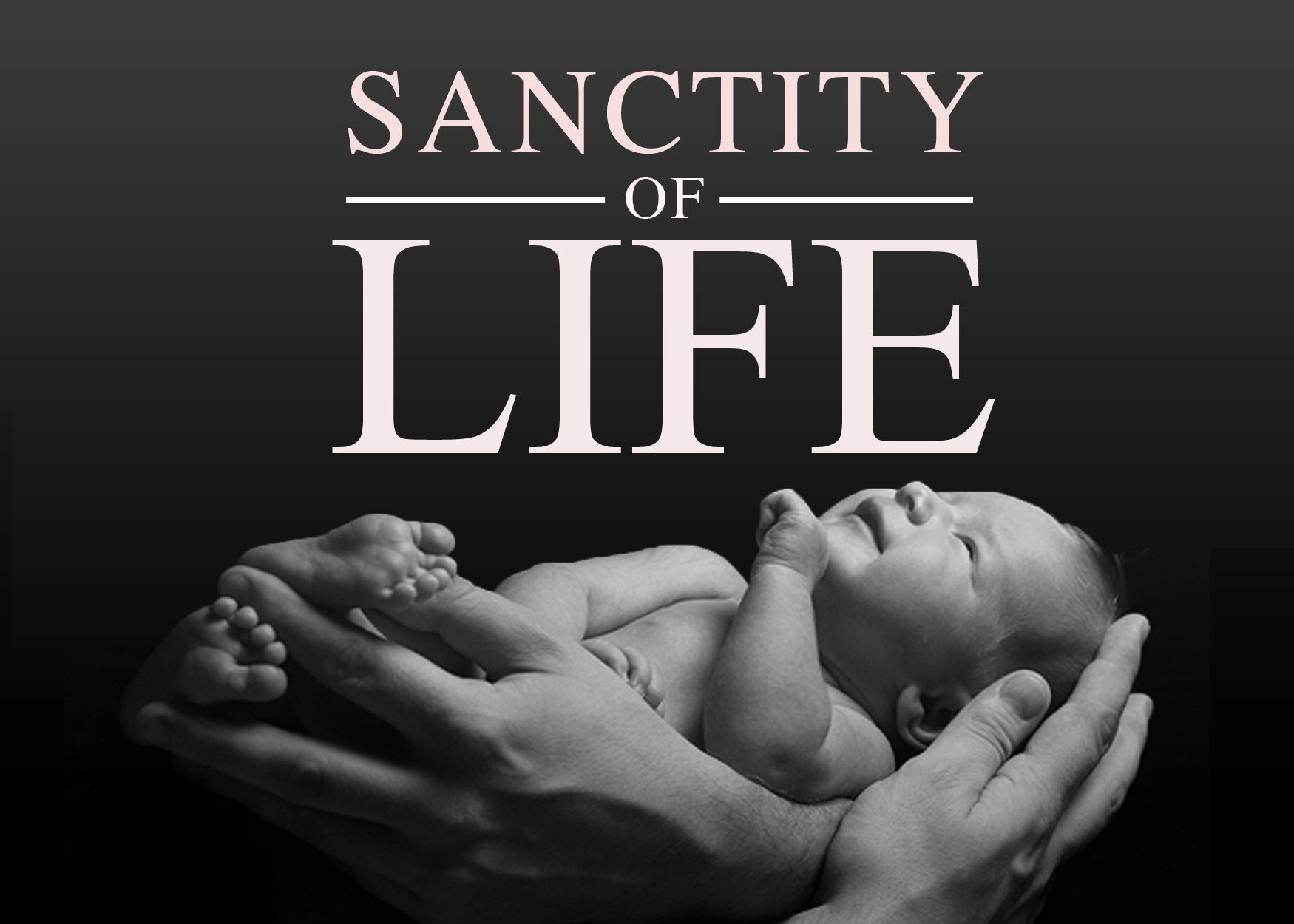 Sanctity of Human Life - Who will be the next Hero?